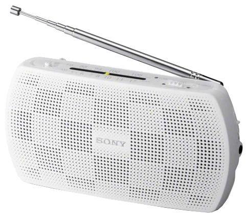 Радиоприемник SONY SRF-18W,  белый