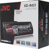 Автомагнитола JVC KD-R451EY,  USB вид 7