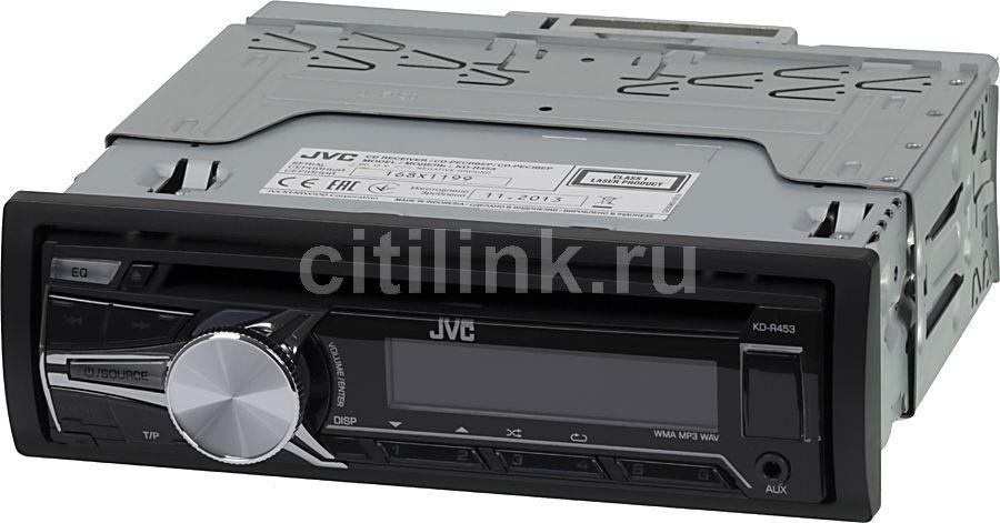 Автомагнитола JVC KD-R453EY,  USB