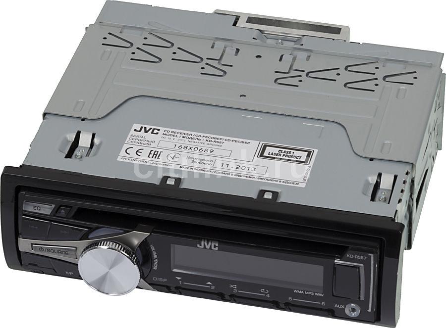 Автомагнитола JVC KD-R557EE,  USB