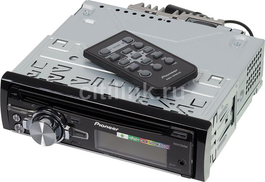 Автомагнитола PIONEER DEH-X7650SD,  USB,  SD
