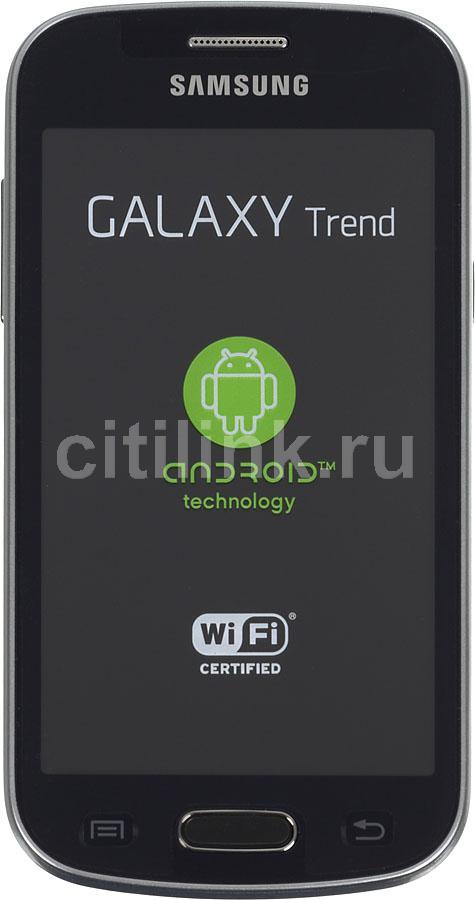 Смартфон SAMSUNG Galaxy Trend GT-S7390  черный