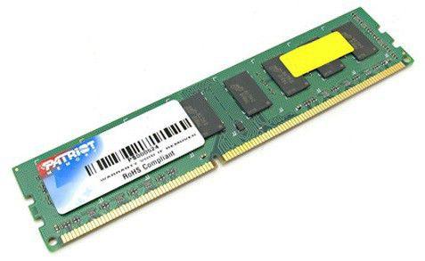 Модуль памяти PATRIOT DDR3 -  1Гб 1066, DIMM,  Ret