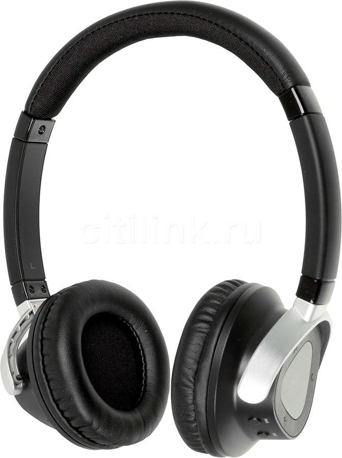 Наушники с микрофоном CREATIVE HITZ WP380,  51EF0580AA001,  накладные, bluetooth,  черный