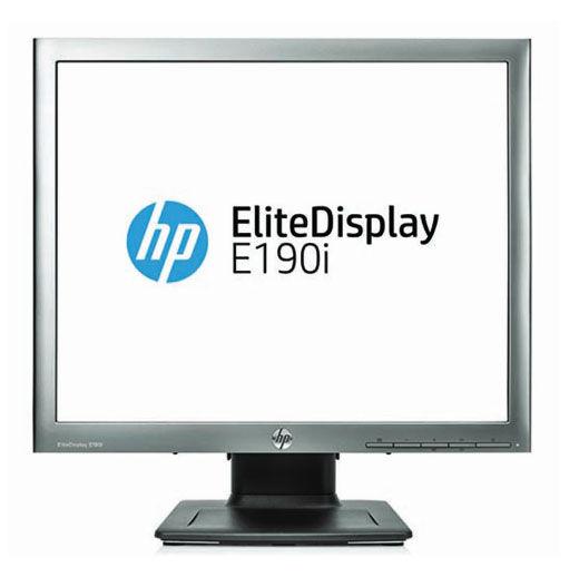 "Монитор HP EliteDisplay E190i 18.9"", серебристый и черный [e4u30aa]"
