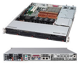 Корпус SuperMicro CSE-815TQ-R500CB (CSE-815TQ-R500CB)