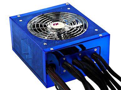 Блок питания HIPER Type R II HPU-5B680-PE,  680Вт,  135мм,  синий, retail
