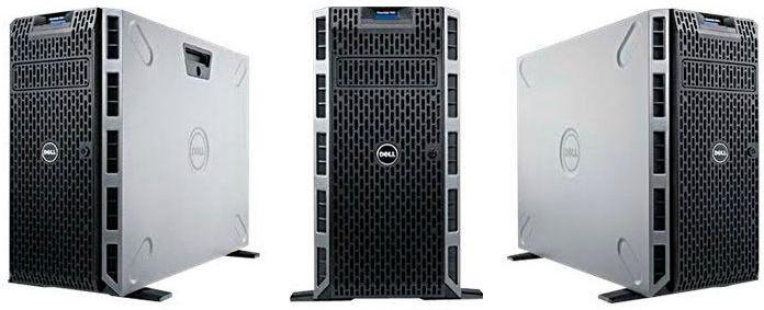 Сервер Dell PE T420 E5-2430/2x8Gb 1RLVRD 1.6/ x8 SATA 5x1Tb 7.2K 3.5