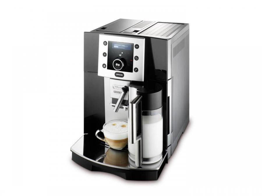 Кофемашина DELONGHI Perfecta ESAM 5500.B,  черный