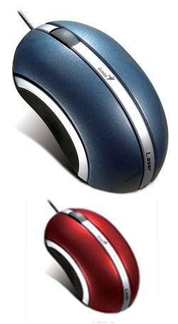 Мышь GENIUS Traveler 315 оптическая проводная USB, красный [gm-traveler 315 r]