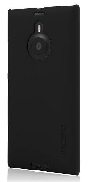 Чехол (клип-кейс) INCIPIO Feather (NK-178-BLK), для Nokia Lumia 1520, черный