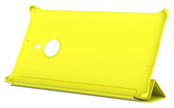 Чехол (флип-кейс) NOKIA CP-623, для Nokia Lumia 1520, желтый [cp-623 желтый]