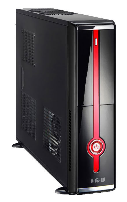 Компьютер  IRU Corp 319,  Intel  Core i3  4130,  DDR3 4Гб, 1000Гб,  Intel HD Graphics 4400,  DVD-RW,  Windows 7 Professional,  черный