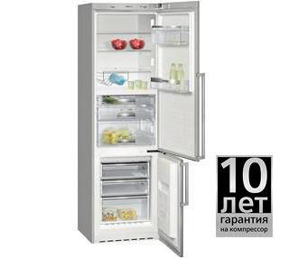 Холодильник SIEMENS KG39FPI23R,  двухкамерный,  нержавеющая сталь