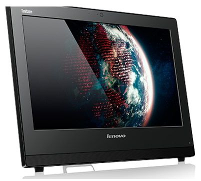 Моноблок LENOVO ThinkCentre Edge 73z, Intel Pentium G3220, 4Гб, 500Гб, Intel HD Graphics, DVD-RW, Free DOS [10bd004rru]