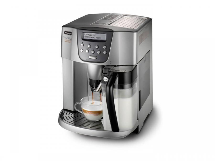 Кофемашина DELONGHI Magnifica ESAM 4500,  серебристый