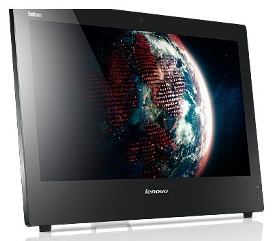 Моноблок LENOVO ThinkCentre Edge 93z, Intel Core i5 4430S, 4Гб, 500Гб, DVD-RW, Free DOS [10b8001fru]