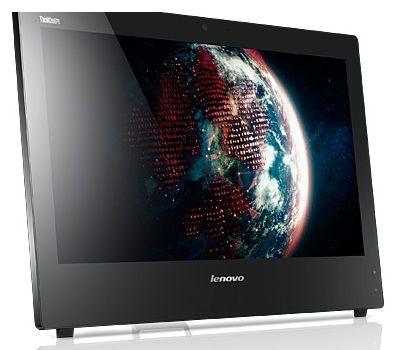 Моноблок LENOVO ThinkCentre Edge 93z, Intel Core i5 4430S, 4Гб, 500Гб, DVD-RW, Windows 7 Professional [10b80021ru]