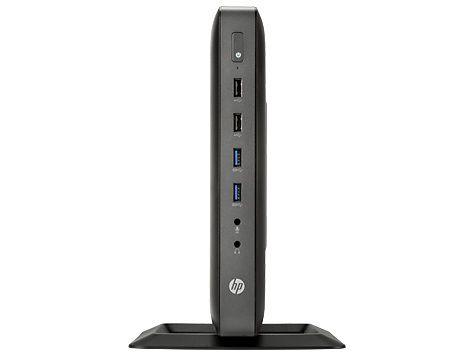 Тонкий клиент  HP t620,  AMD  GX-217GA,  DDR3L 4Гб, 16Гб(SSD),  AMD Radeon HD 8280E,  без ODD,  HP Smart Zero,  черный [f5a52aa]
