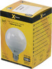 Лампа X-FLASH Globe XF-E27-G95-P-13W-4K-220V, 13Вт, 1050lm, 50000ч,  4000К, E27,  1 шт. [44856] вид 2