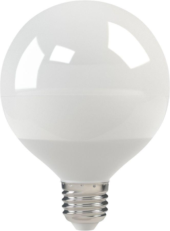 Лампа X-FLASH Globe XF-E27-G95-P-13W-4K-220V, 13Вт, 1050lm, 50000ч,  4000К, E27,  1 шт. [44856]