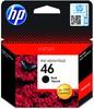 Картридж HP 46 черный [cz637ae] вид 1