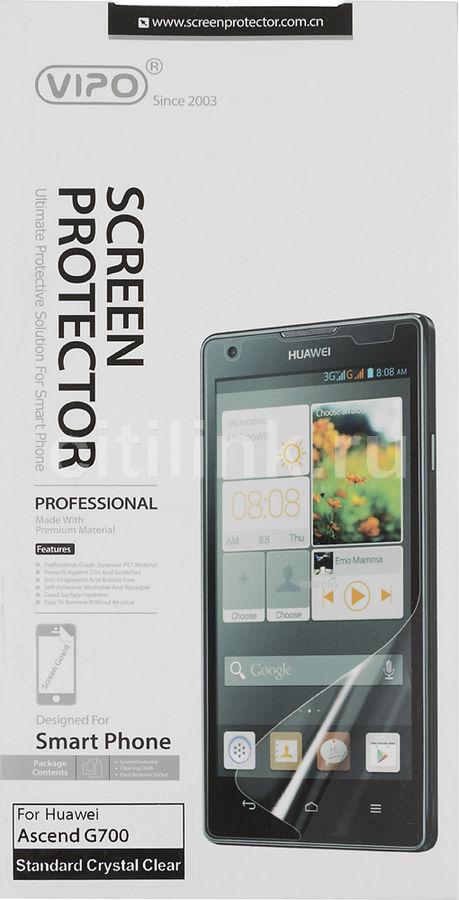 Защитная пленка VIPO для Huawei Ascend G700,  прозрачная, 1 шт