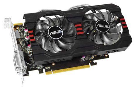Видеокарта ASUS Radeon HD 7790,  2Гб, GDDR5, Ret [hd7790-dc2-2gd5]