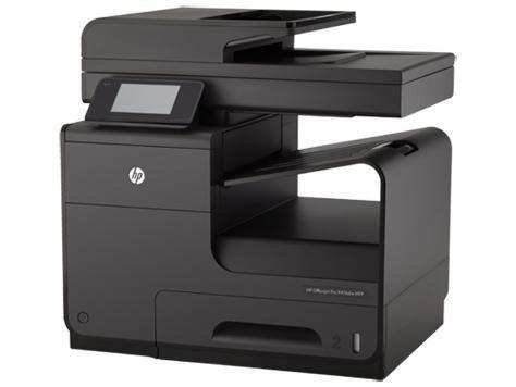 МФУ HP OfficeJet Pro X476dw, A4, цветной, струйный, черный [cn461a]