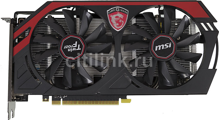 Видеокарта MSI GeForce GTX 750 Twin Frozr,  N750 TF 1GD5/OC,  1Гб, GDDR5, OC,  Ret