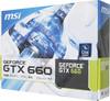 Видеокарта MSI GeForce GTX 660,  2Гб, GDDR5, Ret [n660-2gd5] вид 7