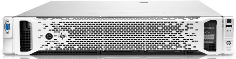 Сервер HP DL380e Gen8 E5-2407v2/8Gb 8LFF/460W/3-1-1/Base EU/2U (747767-421)