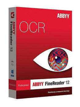 �� Abbyy FineReader 12 Professional Edition, BOX (AF12-1S1B01-102)