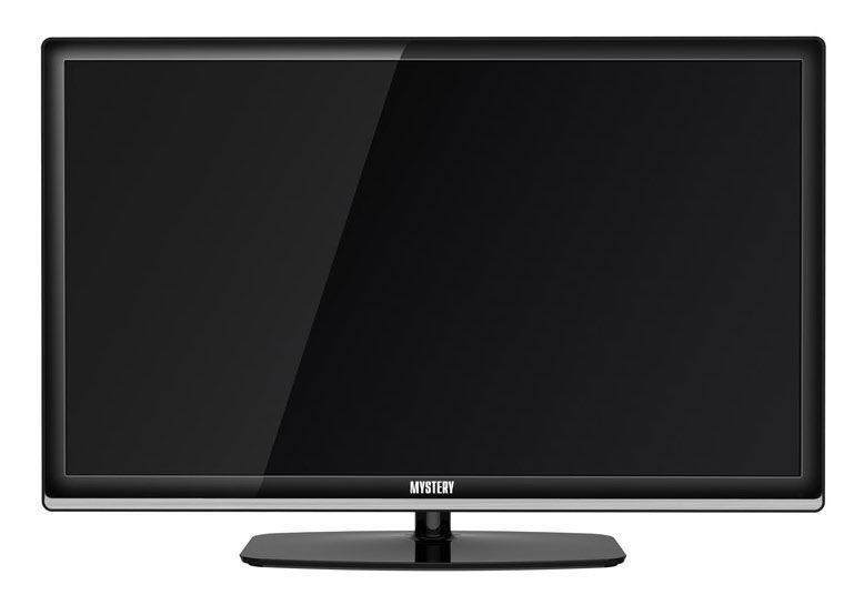 "LED телевизор MYSTERY MTV-2424LW  ""R"", 24"", FULL HD (1080p),  черный"