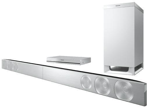 Звуковая панель PANASONIC SC-HTB570EGS,  серебристый