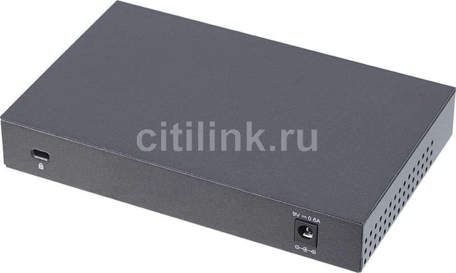 Маршрутизатор TP-LINK SafeStream TL-R600VPN,  черный