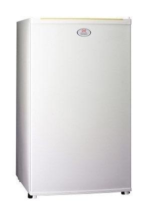 Холодильник DAEWOO FR-082AIX,  однокамерный,  серебристый