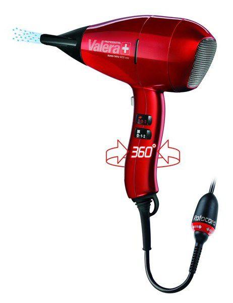 Фен VALERA SN 9200Y RC, 2000Вт, красный