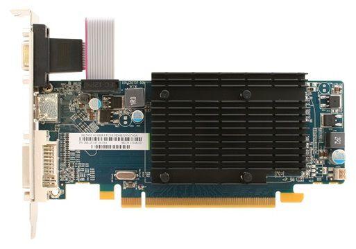 Видеокарта SAPPHIRE Radeon HD 5450,  1Гб, DDR3, Low Profile,  oem [11166-32-10g]