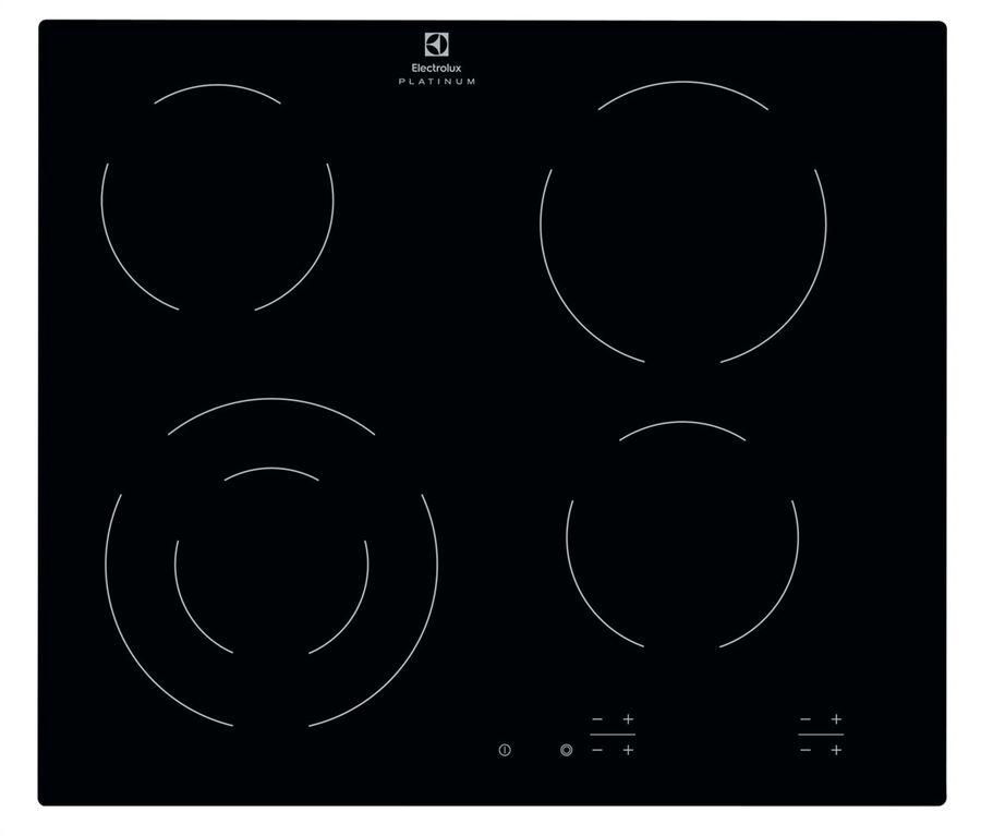 Варочная поверхность ELECTROLUX EHF96241FK,  независимая,  черный