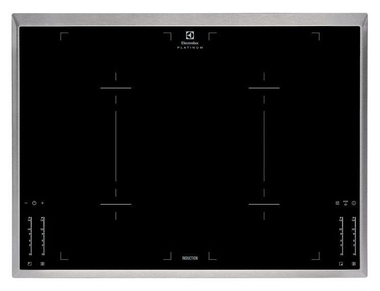 Варочная поверхность ELECTROLUX EHL97640XK,  индукционная,  независимая,  черный