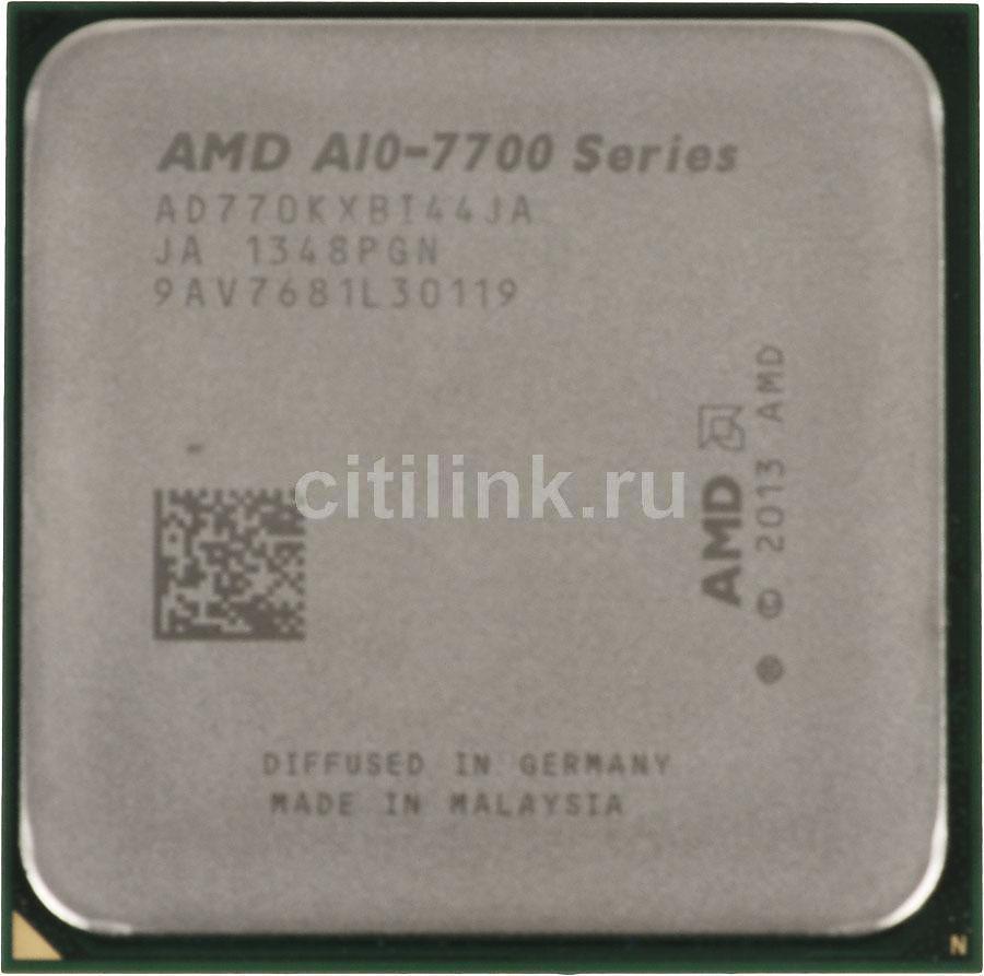 Процессор AMD A10 7700K, SocketFM2+ OEM [ad770kxbi44ja]