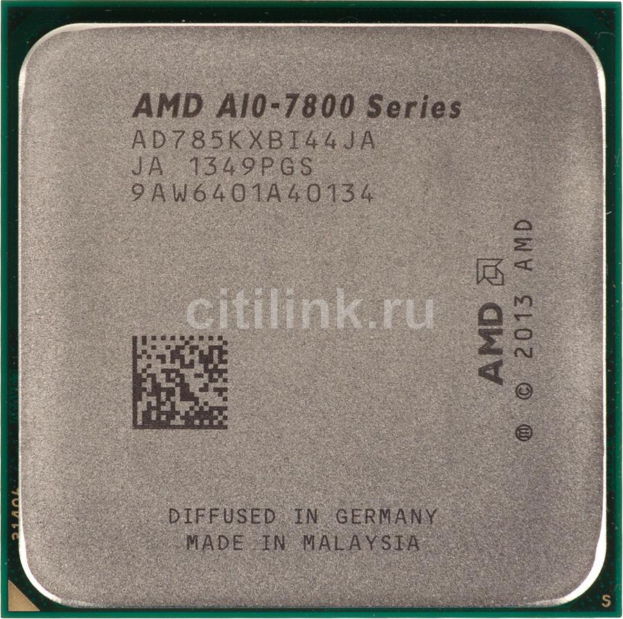 Процессор AMD A10 7850K, SocketFM2+ OEM [ad785kxbi44ja]
