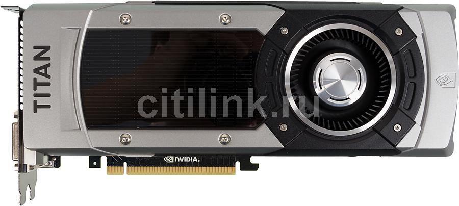 Видеокарта PALIT GeForce GTX TITAN Black,  6Гб, GDDR5, Ret [ne5xtib010jb-p2083f]