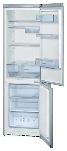 Холодильник BOSCH KGS36VL20R,  двухкамерный,  нержавеющая сталь