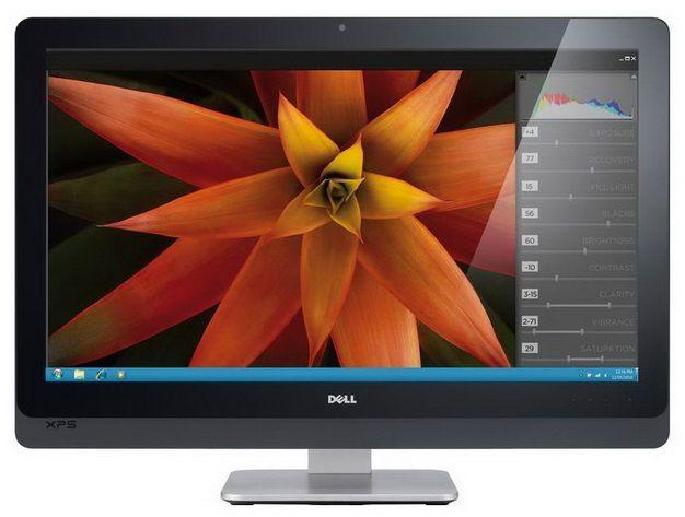 Моноблок DELL XPS One 2720, Intel Core i5 4440s, 8Гб, 1Тб, 32Гб SSD,  nVIDIA GeForce GT750M - 2048 Мб, DVD-RW, Windows 8.1 [2720-7529]