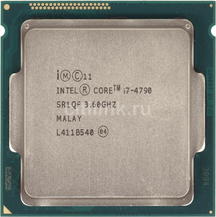 Процессор INTEL Core i7 4790, LGA 1150,  OEM [cm8064601560113s r1qf]