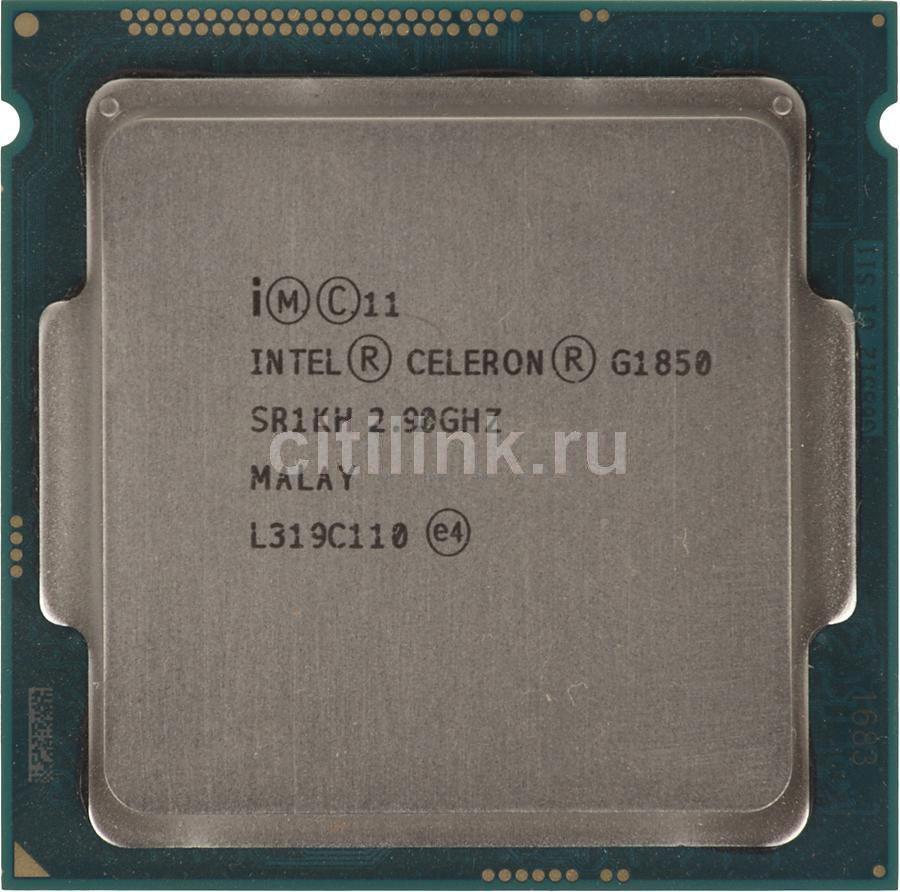 Процессор INTEL Celeron Dual-Core G1850, LGA 1150,  OEM [cm8064601483406s r1kh]