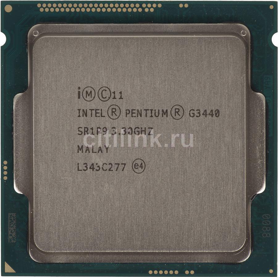 Процессор INTEL Pentium Dual-Core G3440, LGA 1150,  OEM [cm8064601482563s r1p9]