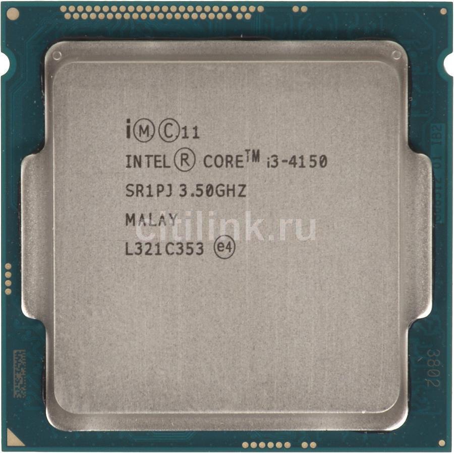 Процессор INTEL Core i3 4150, LGA 1150,  OEM [cm8064601483643s r1pj]